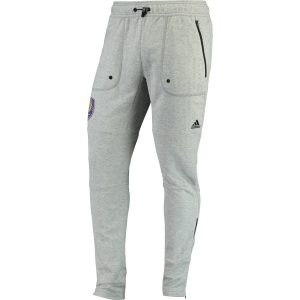 Men's Orlando City SC adidas Gray Ultimate Worn French Terry Sweatpants