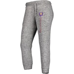 Orlando City SC Fanatics Branded Women's Cozy Collection MLS Steadfast Crop Jogger Pant