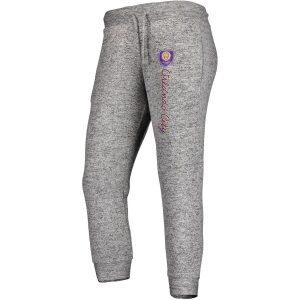 Orlando City SC Fanatics Branded Women's Cozy Collection MLS Steadfast Crop Jogger Pant