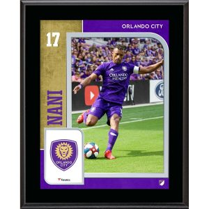 Orlando City SC Nani Fanatics Authentic 10.5″ x 13″ Sublimated Player Plaque