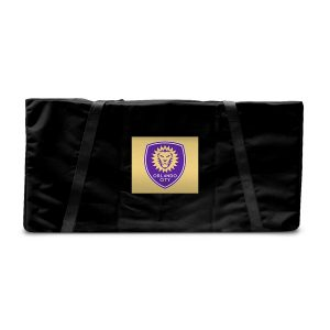 Orlando City SC Regulation Cornhole Carrying Case
