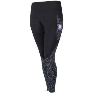 Orlando City SC ZooZatz Women's Plus Size Pocketed Leggings – Black