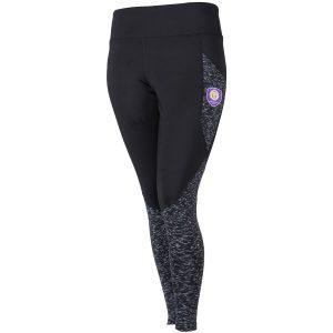 Orlando City SC ZooZatz Women's Plus Size Pocketed Leggings – Black