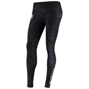 Orlando City SC ZooZatz Women's Team Camo Leggings – Black