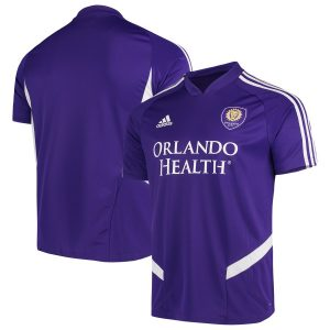 Orlando City SC adidas 2019 Training Jersey – Purple