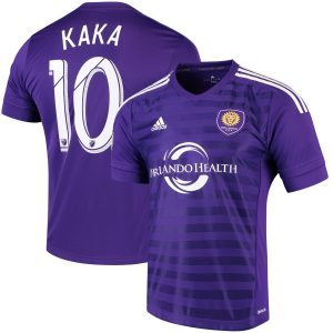 Ricardo Kaka Orlando City SC adidas 2015 MLS Replica Primary Jersey – Purple